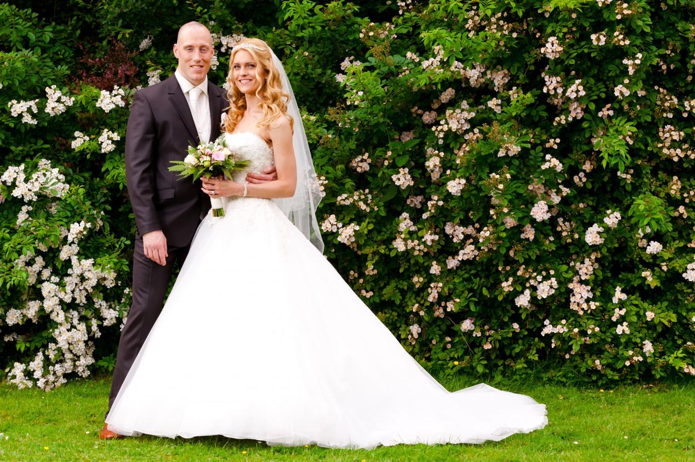 Uw bruiloft vertrouwd vereeuwigd