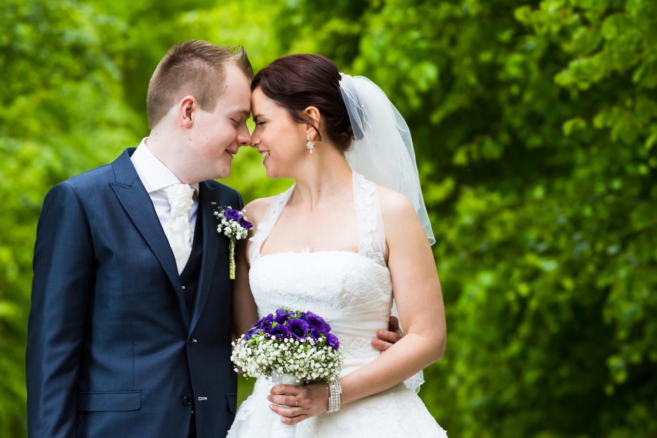 Elke bruiloft, groot of klein, gaat om jullie