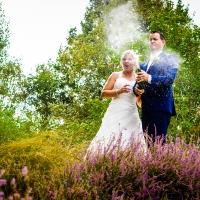 Bruiloft Corné en Esther