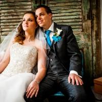 Bruiloft Kim en Arno