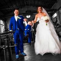 Bruiloft Laura en Michael