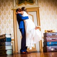 Bruiloft Mervin en Leonie