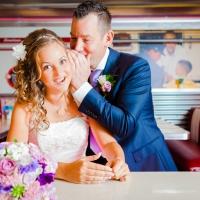 Bruiloft Marion en Roland
