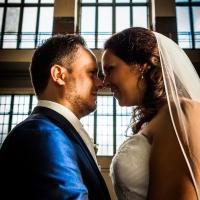 Bruiloft Rob en Anouk